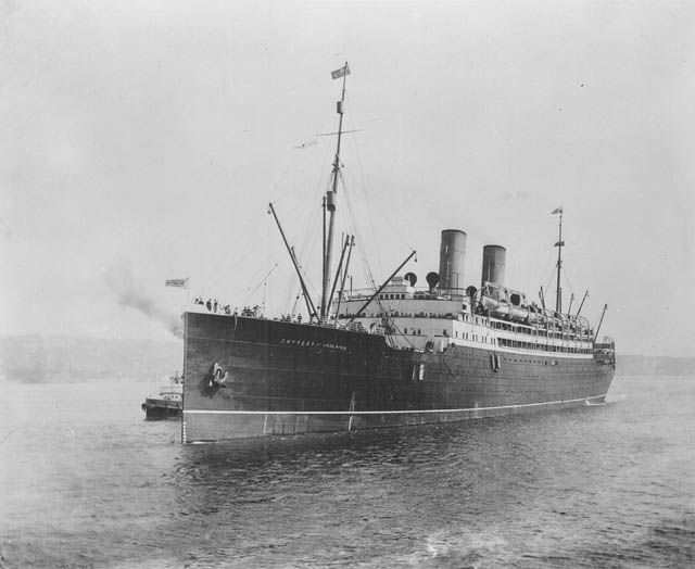 RMS Empress of Ireland (1906)